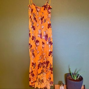 One Clothing Summer High Low Maxi Dress